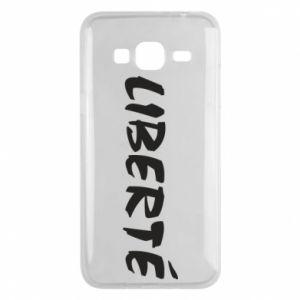 Etui na Samsung J3 2016 Liberté