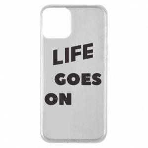 Etui na iPhone 11 Life goes on