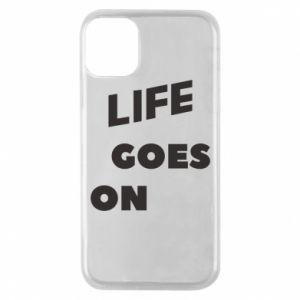 Etui na iPhone 11 Pro Life goes on