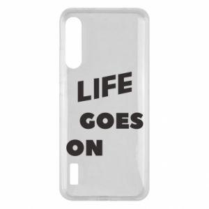 Etui na Xiaomi Mi A3 Life goes on