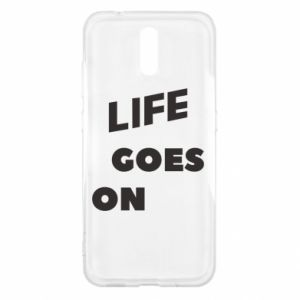 Etui na Nokia 2.3 Life goes on
