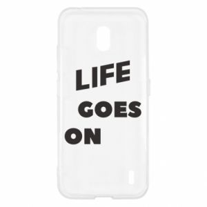 Etui na Nokia 2.2 Life goes on