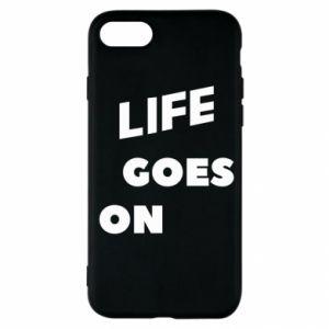 Etui na iPhone SE 2020 Life goes on