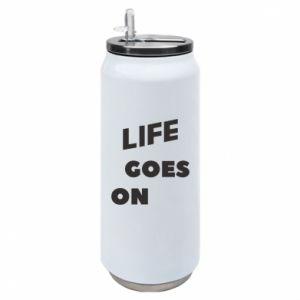 Puszka termiczna Life goes on