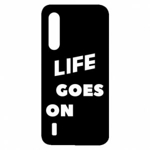 Etui na Xiaomi Mi9 Lite Life goes on