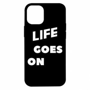 Etui na iPhone 12 Mini Life goes on