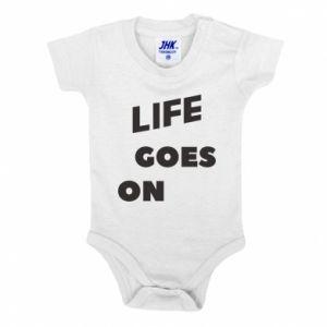 Body dla dzieci Life goes on