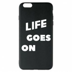 Etui na iPhone 6 Plus/6S Plus Life goes on
