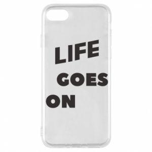 Etui na iPhone 7 Life goes on
