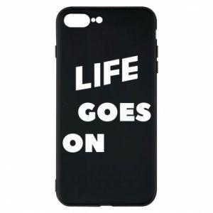 Etui na iPhone 7 Plus Life goes on
