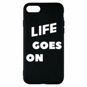 Etui na iPhone 8 Life goes on