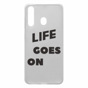 Etui na Samsung A60 Life goes on