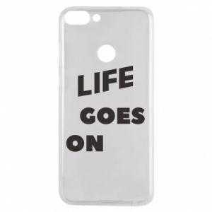 Etui na Huawei P Smart Life goes on