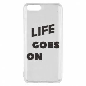 Etui na Xiaomi Mi6 Life goes on