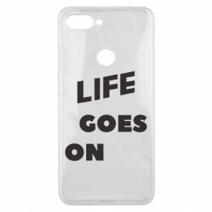 Etui na Xiaomi Mi8 Lite Life goes on