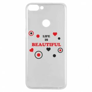 Phone case for Huawei P Smart Life is beatiful,  color