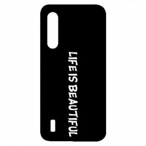 Etui na Xiaomi Mi9 Lite Life is beatiful