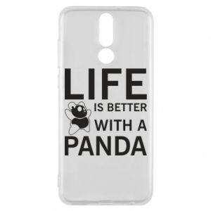Etui na Huawei Mate 10 Lite Life is better with a panda