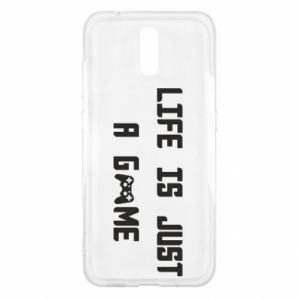 Nokia 2.3 Case Life is just a game