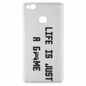 Huawei P9 Lite Case Life is just a game
