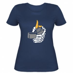 Damska koszulka Lighter