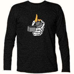 Koszulka z długim rękawem Lighter