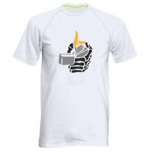 Męska koszulka sportowa Lighter