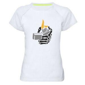 Damska koszulka sportowa Lighter