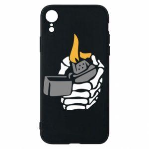Etui na iPhone XR Lighter