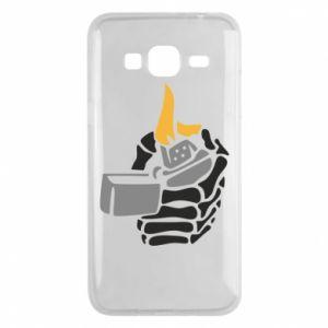 Etui na Samsung J3 2016 Lighter