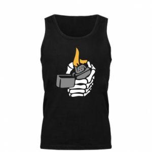 Męska koszulka Lighter