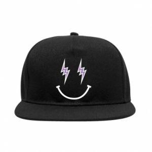Snapback Lightning smile