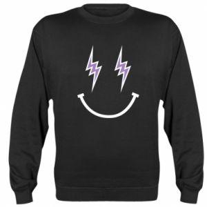 Bluza (raglan) Lightning smile