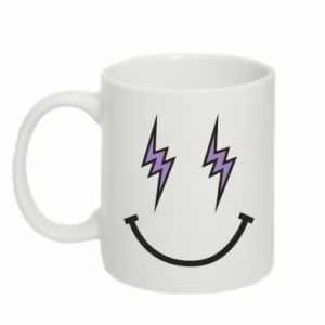 Kubek 330ml Lightning smile