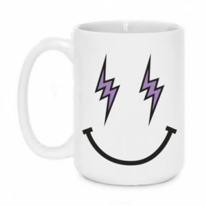 Kubek 450ml Lightning smile