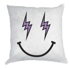 Poduszka Lightning smile