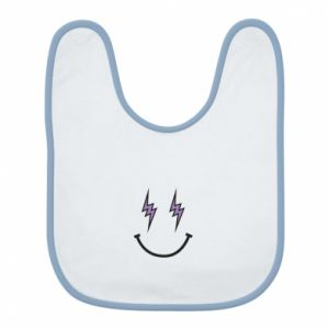 Śliniak Lightning smile