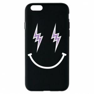 Etui na iPhone 6/6S Lightning smile