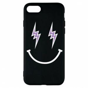 Etui na iPhone 7 Lightning smile