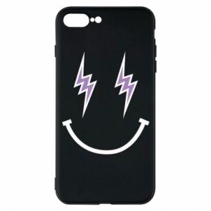 Etui na iPhone 7 Plus Lightning smile