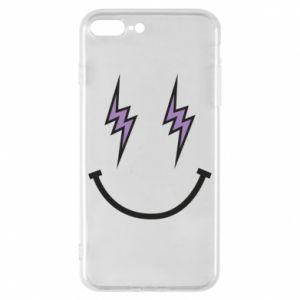 Etui na iPhone 8 Plus Lightning smile