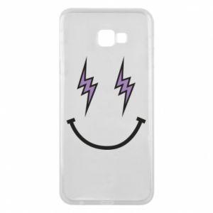 Etui na Samsung J4 Plus 2018 Lightning smile