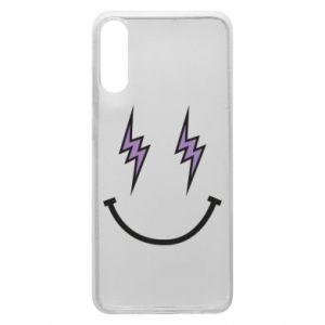Etui na Samsung A70 Lightning smile
