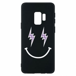 Etui na Samsung S9 Lightning smile