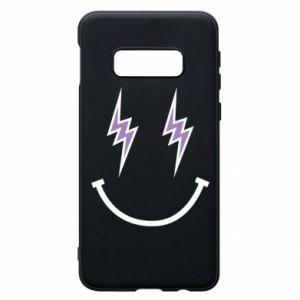 Etui na Samsung S10e Lightning smile