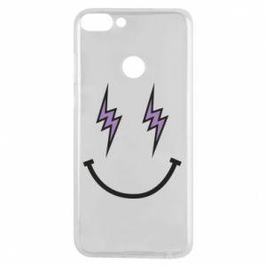 Etui na Huawei P Smart Lightning smile