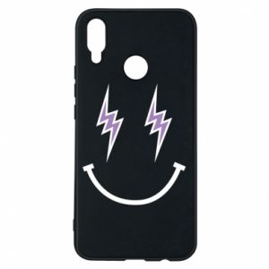 Etui na Huawei P Smart Plus Lightning smile