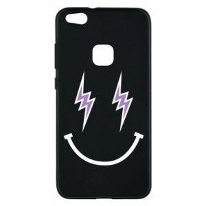 Etui na Huawei P10 Lite Lightning smile