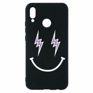 Etui na Huawei P20 Lite Lightning smile
