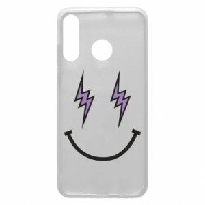 Etui na Huawei P30 Lite Lightning smile